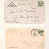 1918 Washington, D. C. to New York, New York first 16c rate flight cover