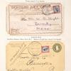 1918 New York, New York to Boston, Massachusetts first flight cover