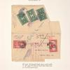 Variety of Parcel Post Issues on cover