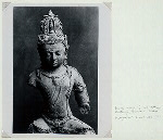 Bronze image of Bodhisatt