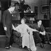 Earle Larimore (Robert), Laura Hope Crews (Mrs. Phelps) and Elliot Cabot (David).