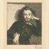 Baudelaire, d'après un portrait d'Émile Deroy.]
