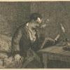 Baudelaire, d'après Courbet.]