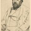 Bérard, architecte, gravé d'après nature (première planche).]