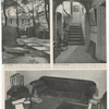 [Exterior and interior of the parsonage at Haworth, where the Brontës lived.]