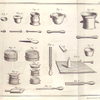 [Mortars and pestles.]
