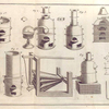 [Illustration of equipment used for chemical processing.]
