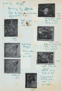 1267-73. Paintings by Affandi in Coll. Jr. Pangeran M. Noor, Djakarta. 2.24.57.