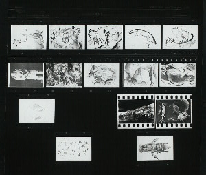 Indonesia. Contact prints: unnumbered [35 mm negative envelopes 48-51]