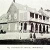 President's house, Monrovia
