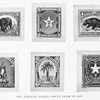 Liberian stamps - issued prior to 1906