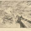 Étude d'après un tableau de Turner.]