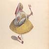 Indienne, représentant Minerve Péruvienne.