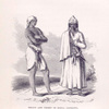 Indian and priest of Santa Catarina.