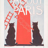 About Paris by Richard Harding Davis, Illustrated by Edward Penfield, Harper & Brothers Publishers