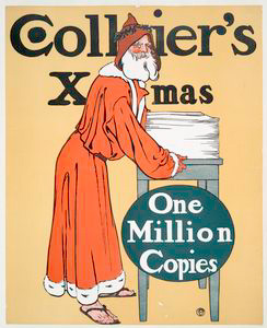 Collier's Xma, One Million Copies
