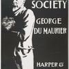 English Society, George Du Maurier, Harper & Brothers Publishers New York