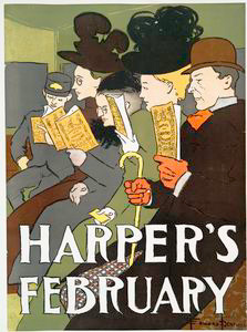 Harper's February Digital ID: 1131252. New York Public Library