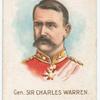 Gen. Sir Charles Warren.