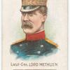Lieut.-Gen. Lord Methuen.