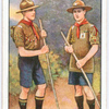 1st Class Scout and King's Scout.
