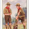 Scoutmaster and Assistant Scoutmaster.