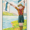 Semaphore Flag Signalling T.