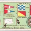 International Signal Code. - 3.