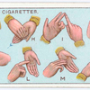 Alphabet for the Deaf and Dumb. - 2.