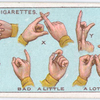 Alphabet for the Deaf and Dumb. - 4.