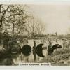 Lower Eashing Bridge.