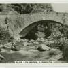 Glen Lyn Bridge, Lynmouth.