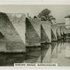 Bidford Bridge, Warwickshire.