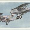 """Hawker """"Hector"""" Biplanes."""