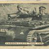 Carden-Lloyd Tank Car.