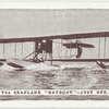 "The Seaplane ""Batboat"" - Just Off."
