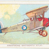 Armstrong Whitworth Atlas.