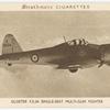 Gloster F.5/34 Single-Seat Multi-Gun Fighter.