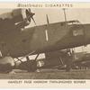 Handley Page Harrow Twin-Engined Bomber.