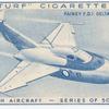 Fairey F.D.I Delta Wing (jet).