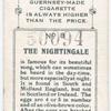 The nightingale.