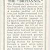 The Britannia.