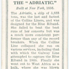 The Adriatic.