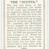 The Scotia.