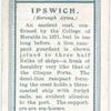 Borough arms, Ipswich.