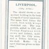 City arms, Liverpool.