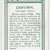 Borough Arms, Croydon.
