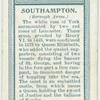Borough Arms, Southampton.