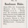 Bandsman Blake.