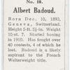 Albert Badoud.